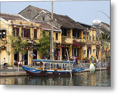 Hoi An Ancient Town Metal Print