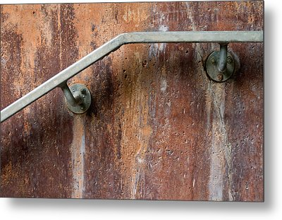 Holding On Metal Print by Dan Holm