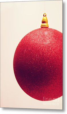 Metal Print featuring the photograph Holiday Sparkle by Cindy Garber Iverson