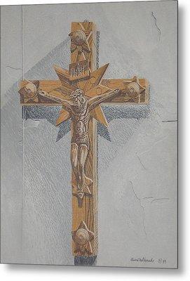 Holy Cross Metal Print