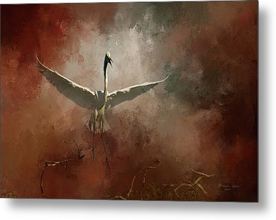 Home Coming Metal Print by Marvin Spates