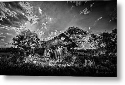 Home Metal Print by Marvin Spates
