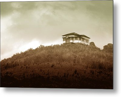 Home On The Range Metal Print by Holly Kempe