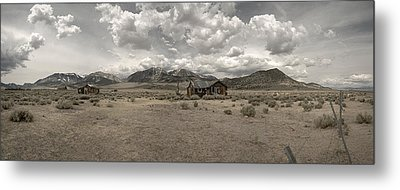 Metal Print featuring the photograph Home Sweet Home by Gary Cloud