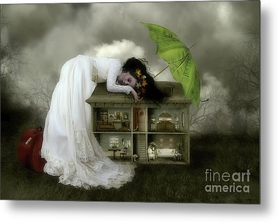 Home Sweet Home Metal Print by Shanina Conway