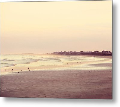 Metal Print featuring the photograph Honeymoon by Amy Tyler