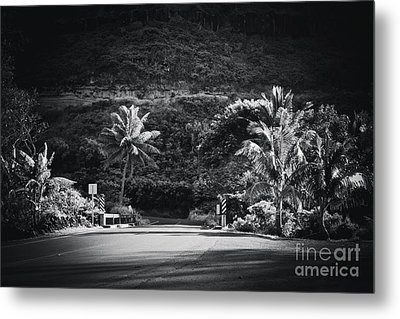 Metal Print featuring the photograph Honokohau Maui Hawaii by Sharon Mau