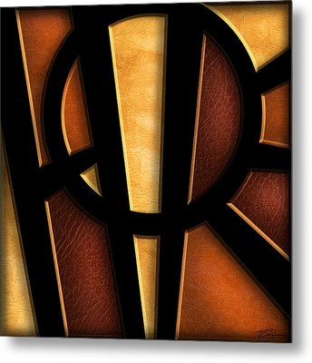 Hope - Abstract Metal Print