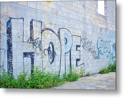 Hope For Paradise Metal Print