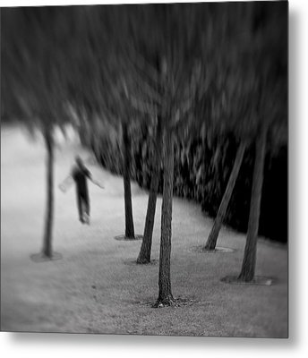 Metal Print featuring the photograph Hope by Kevin Bergen