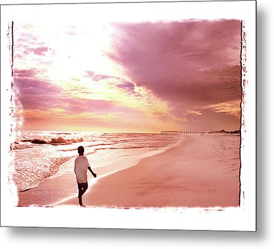 Metal Print featuring the photograph Hope's Horizon by Marie Hicks