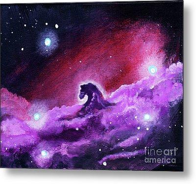 Horsehead Nebula 1 Metal Print by Jamie Hartley
