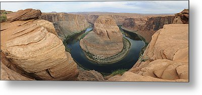 Horseshoe Bend Pre Dawn Metal Print