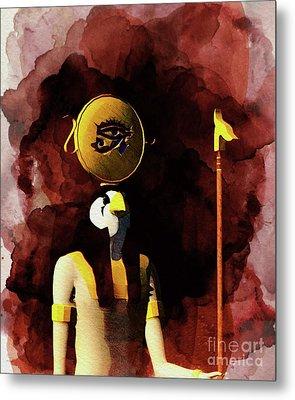 Horus - God Of Egypt Metal Print