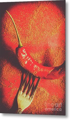Hot Food Takeaway Metal Print by Jorgo Photography - Wall Art Gallery