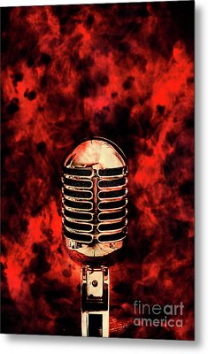 Hot Live Show Metal Print by Jorgo Photography - Wall Art Gallery