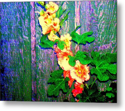 Hot Summer Afternoon Metal Print by  Connie Valasco