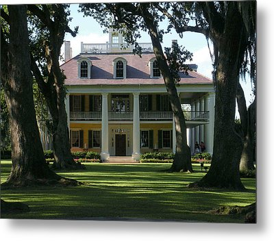 Houmas House Plantation Metal Print