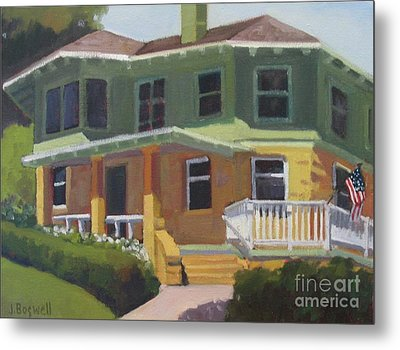 House At Knowlwood Metal Print
