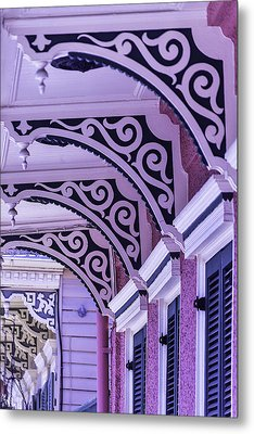 House Details Metal Print by Garry Gay