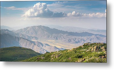 Metal Print featuring the photograph Hovering Over Granite Mountain by Alexander Kunz