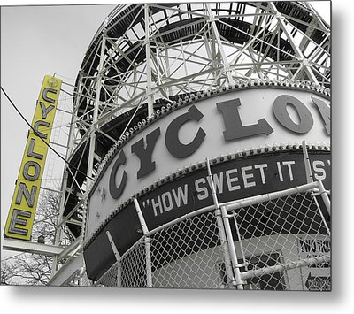How Sweet It Is Metal Print by Peter Aiello