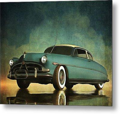Hudson Hornet Oldtimer Metal Print