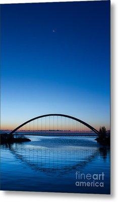 Humber River Dawn Metal Print