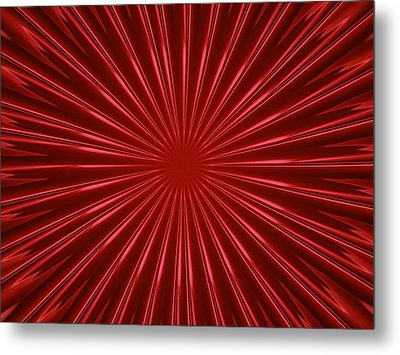 Metal Print featuring the photograph Hypnosis 7 by David Dunham