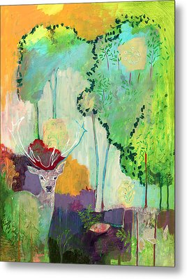 I Am The Meadow In The Forest Metal Print