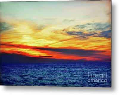 I Can Touch The Sky Metal Print by Robyn King