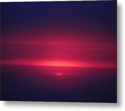 I Have Seen His Beauty In The Sunrise Metal Print