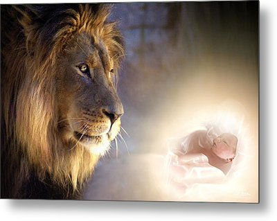 I Knew You Before You Were Born Metal Print by Bill Stephens