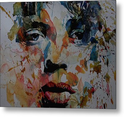 I Know It's Only Rock N Roll But I Like It Metal Print by Paul Lovering