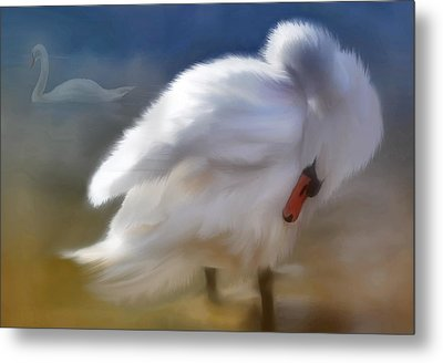 I Saw You In A Dream Metal Print by Elaine Manley