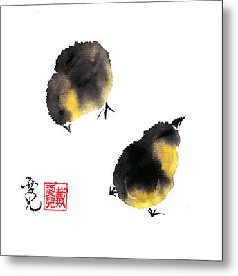 I Will Always Look Out For You Metal Print by Oiyee At Oystudio