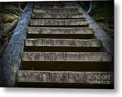 I Will Love You Metal Print by Paul Ward