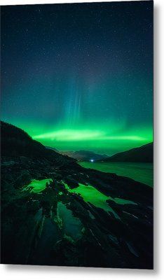 Ice Ice Baby Metal Print by Tor-Ivar Naess