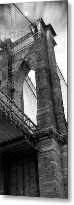 Iconic Arches Metal Print