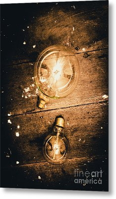 Ideas Evolution Metal Print by Jorgo Photography - Wall Art Gallery