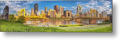 Idyllic Afternoon Metal Print by Jennifer Grover