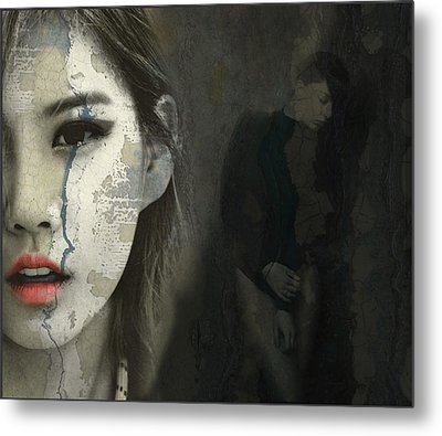 If You Don't Know Me By Now Metal Print by Paul Lovering