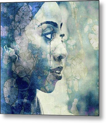 Metal Print featuring the digital art If You Leave Me Now  by Paul Lovering