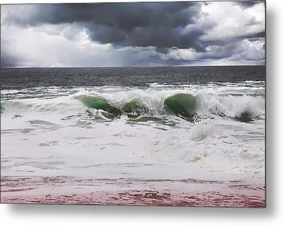 I'll See You Through Metal Print by Laurie Search