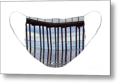 Illusion Metal Print by Debby Pueschel
