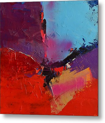 Imagination - Art By Elise Palmigiani Metal Print by Elise Palmigiani