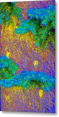 Metal Print featuring the photograph Imagining Hawaii by Lenore Senior