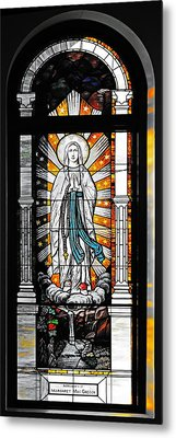 Metal Print featuring the photograph Immaculate Conception San Diego by Christine Till