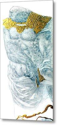 Imperor 2 Metal Print by Valeriy Mavlo