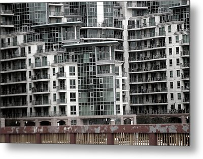 In 20 Years Time Metal Print by Jez C Self